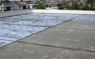 Гидроизоляция крыши:как сделать изоляцию (пароизоляцию, шумоизоляцию) бетонной кровли и какие материалы для этого использовать