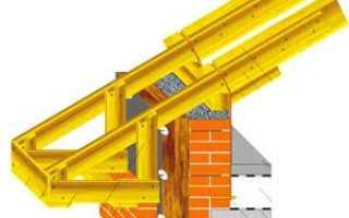 Устройство односкатной крыши: строительство, конструкция, постройка своими руками
