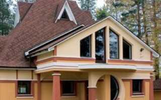 Расчет вальмовой крыши: площади, высоты и монтаж кровли из металлочерепицы