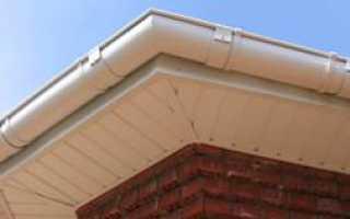 Подшивка крыши: чем правильно подшить и как сделать подшив кровли софитом, вагонкой