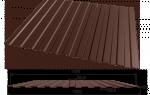 Профнастил марки С8 — размеры листа, технические характеристики (фото)