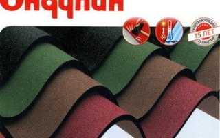 Ондулин: строительные материалы, монтаж, конек, цвета, из чего сделан, ГОСТ
