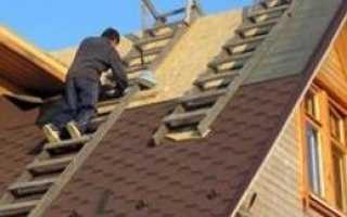 Как сделать двухскатную крышу: видео, как построить своими руками