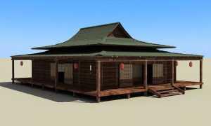 Как сделать японскую крышу своими руками – конструкция и монтаж