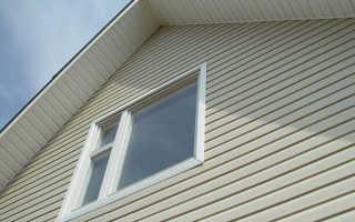 Подшивка фронтонов: как сделать фронтонный свес крыши, подшиваем фронтом своими руками