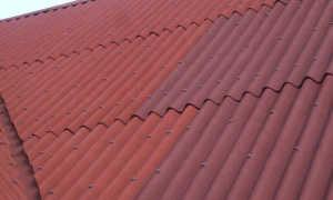 Чем покрасить ондулин: краска для ондулиновой крыши, можно ли красить, чем обработать