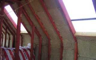 Как сделать мансардную крышу своими руками: устройство, конструкция, варианты, как собрать