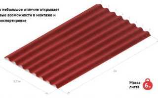 Чем лучше покрасить ондулин на крыше — выбор и сравнение (фото, видео)