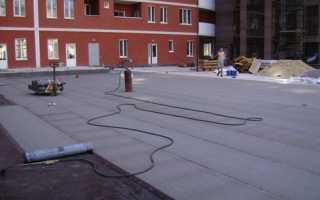 Покрытие крыши рубероидом: технология укладки, перекрытие, видео