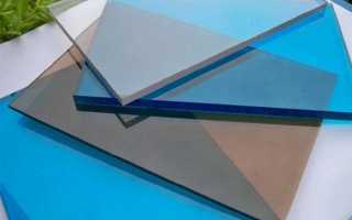 Поликарбонат в листах: прозрачный и монолитный, какую ширину выбрать, смотрите на фото и видео