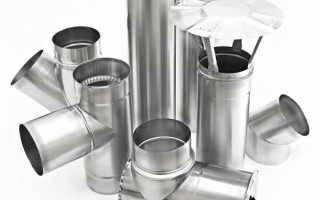 Устройство и монтаж дымохода для газового котла и колонки – требования и схема (видео)