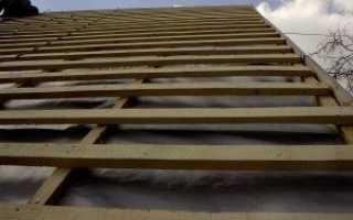 Обрешетка под металлочерепицу: как правильно сделать монтаж, шаг