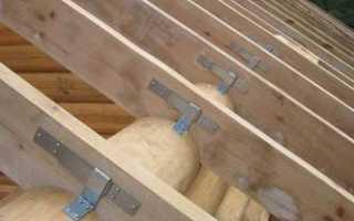 Скользящие стропила: крепеж, опора, скользячки, скользящая стропильная система