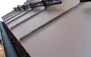 Герметик для крыши из металла: силикон для оцинкованной и фальцевой кровли, кровельная герметизация, клей