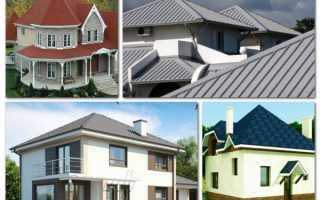 Шатровая крыша: пирамидальные, трапециевидные и другие конструкции, как построить, видео и фото