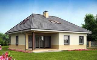 Вальмовая крыша: стропильная система, инструкция как сделать своими руками, схема, видео и фото