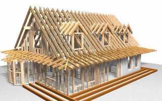 Как рассчитать стропила: расчет сечения балок и брусьев, размеров, толщины, высоты, стропильные работы, усиление системы каркасного дома
