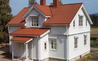 Скатная крыша: конструкция, устройство каркаса, кровля ursa glasswool