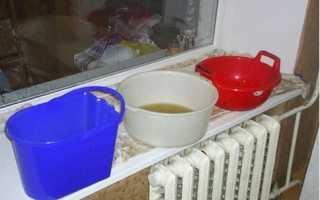 Протечка кровли в многоквартирном доме: устранение протекания когда крыша течет