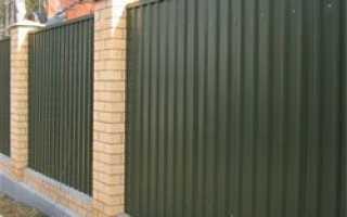 Стеновой профнастил для облицовки и отделки стен