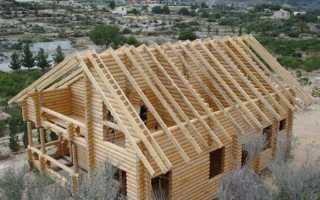 Стропильная система двухскатной крыши: 4 элемента конструкции, виды, инструкция, видео и фото