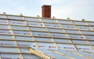 Гидроизоляционная пленка для крыши: как выбрать влагозащитную парогидроизоляцию, видео и фото