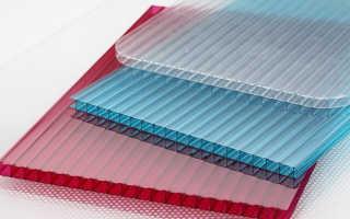 Поликарбонат: размеры листа, ширина поликарбонатного листа, стандартный сотовый карбонат, каких размеров бывает