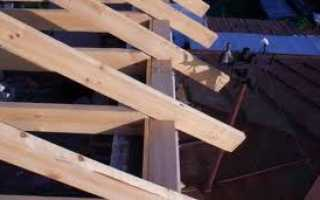 Балка стропильная: видео-инструкция по монтажу своими руками, особенности подстропильной конструкции, клееного бруса, железобетонных стропил, цена, фото