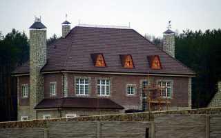 Крыша четырехскатная своими руками: устройство, чертеж, стропила, проекты многоскатных кровель