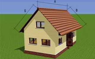 Расчет стоимости крыши: как посчитать материал на конструкцию кровли