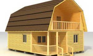 Стропильная система ломаной крыши — устройство и расчет (фото, видео, чертежи)