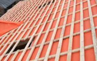 Контробрешетка под металлочерепицу: устройство обрешетки под металлочерепичное покрытие Монтерей, видео, каркас