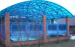 Кровельный поликарбонат: поликарбонатная крыша, толщина сотового материала, как выбрать монолитный карбонат для кровли