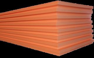 Пенополистирольные плиты: особенности данного теплоизоляционного материала, видео и фото