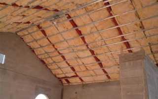 Как утеплить крышу дома правильно: видео, чем лучше, каким утеплителем