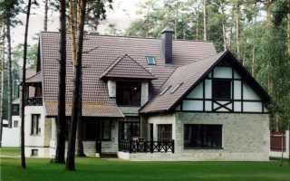 Цвет крыши дома: подбор сочетания стен фасада и кровли, как подобрать верно