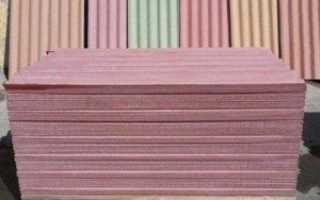 Цветной шифер волновой, серый