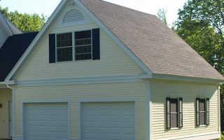 Как сделать крышу гаража своими руками: двухскатная кровля, устройство стропил, как на гараже закрепить крышу, как лучше