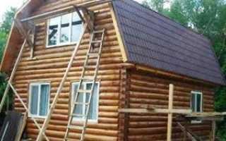 Ломаная крыша: устройство конструкции, строительство, как сделать дом с такой кровлей