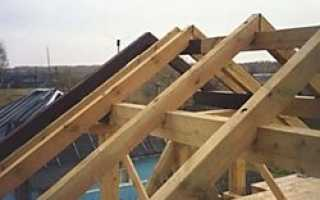 Как сделать двускатную крышу своими руками: правильно строим и рассчитываем площадь