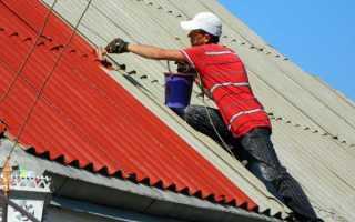 Как правильно покрыть крышу шифером своими руками — фото и пошаговая видео