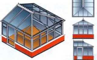 Трехскатная крыша: устройство