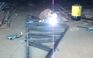 Как сварить ферму из профильной трубы: расчет треугольной металлической фермы, стропильная система крыши, стропила
