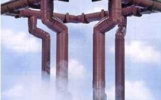 Монтаж водосточной системы: видео-инструкция по установке своими руками, особенности системы водостоков, цена, фото