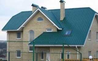 Как рассчитать крышу дома правильно: нагрузку, высоту, расчет угла, материала, размера