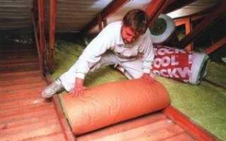 Как утеплить крышу изнутри: видео утепления скатной кровли ппу частного дома