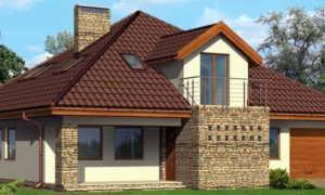 Шатровая крыша — конструкция стропильной системы (фото, видео)