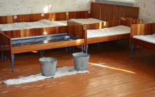 Течет крыша: что делать, почему течь, устранение и как устранить, чем заделать