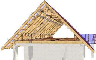 Как сделать двухскатную крышу: как построить своими руками, как поставить, строительство двускатной крыши, как правильно установить