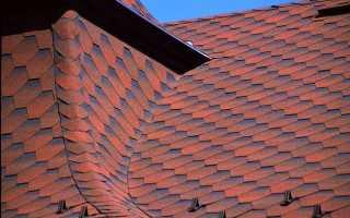 Кровля Тегола: рассчитываем площадь крыши Tegola